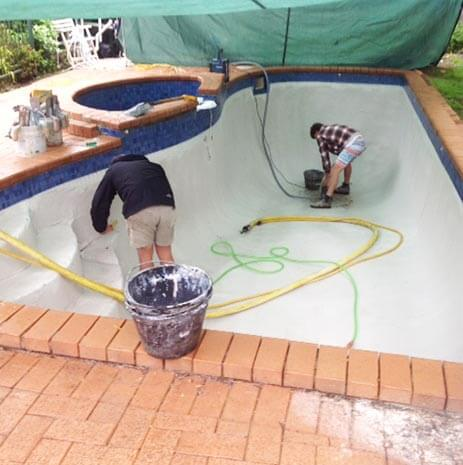 Pool Renovations Melbourne | Resurfacing | Pool Painting ...